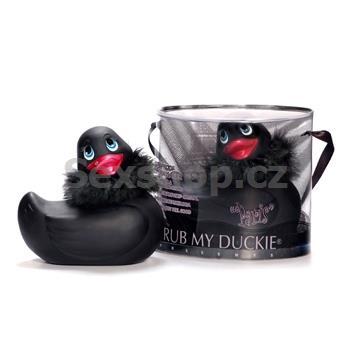 I Rub My Duckie - Paris černá