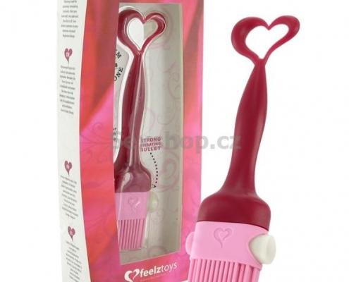 Playbrush vibrátor na klitoris